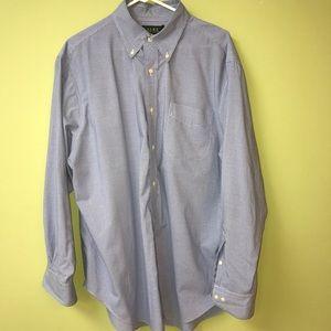 LAUREN Ralph Lauren long sleeve button up shirt